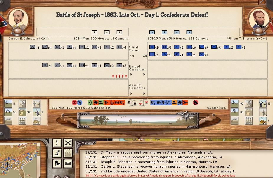 JDT USA turn 15 battle of St. Joseph LA.JPG