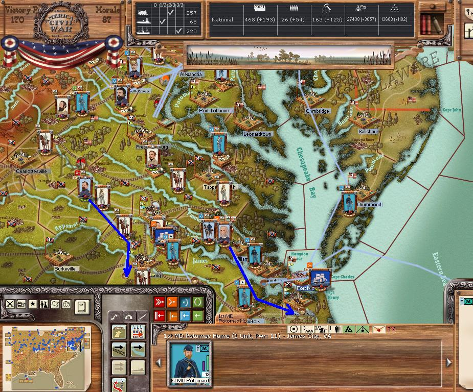 CAI turn 9 east orders.JPG