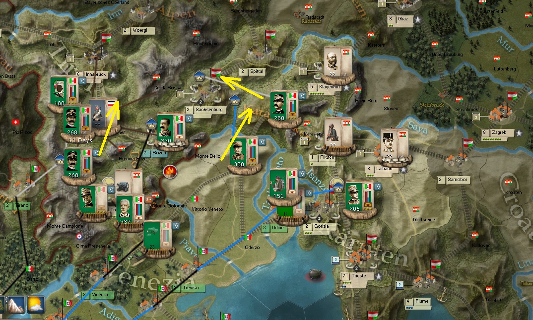 Turn - Early April 1916 - Italian Front movement for next turn.jpg